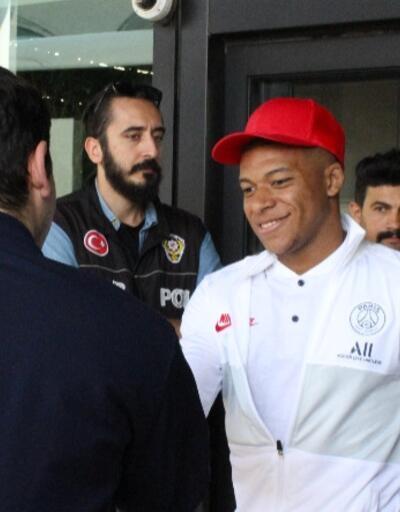Galatasaray'ın rakibi PSG İstanbul'da