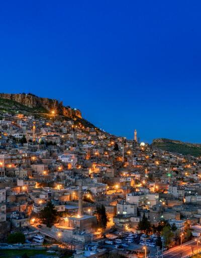 Mardin'de turizm rekoru kırıldı