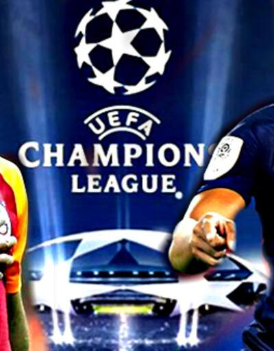 Galatasaray PSG maçı saat kaçta, hangi kanalda izlenecek? (GS Şampiyonlar Ligi)