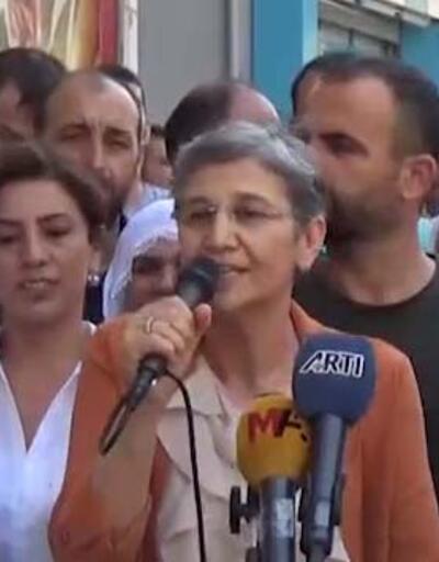 Son Dakika... HDP'li Leyla Güven hakkında fezleke hazırlandı