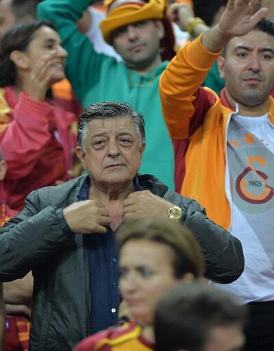 Galatasaray-PSG maçında dikkat çeken isim