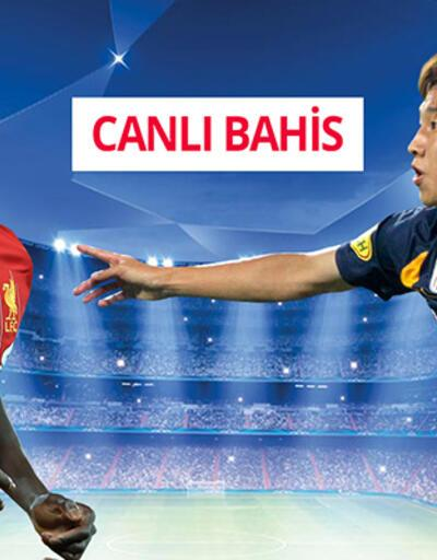Liverpool-Salzburg maçına misli.com'da CANLI OYNA