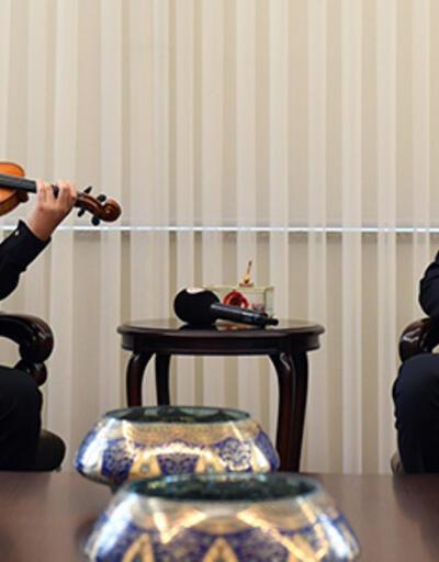 Mozart ödüllü Ali, kemanıyla yaşıtlarına ilham verdi