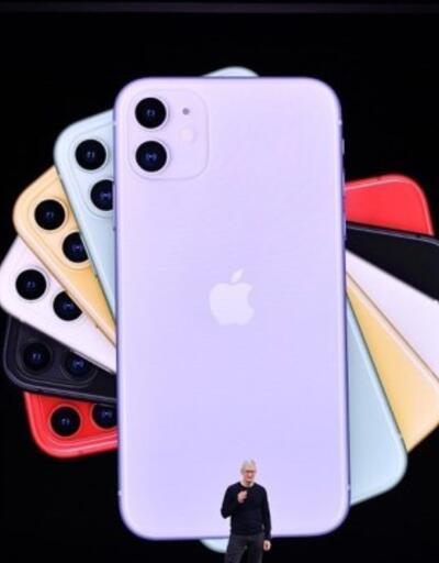 iPhone 11 sağlamlık testine girdi