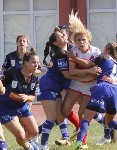 Kadın Ragbi Lig Milli Takımı'nın büyük sınavı