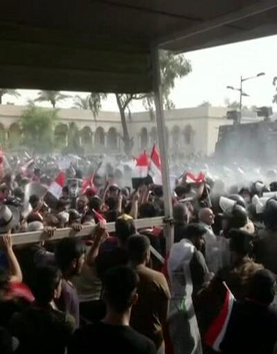 Irak'ta sokaklar gergin
