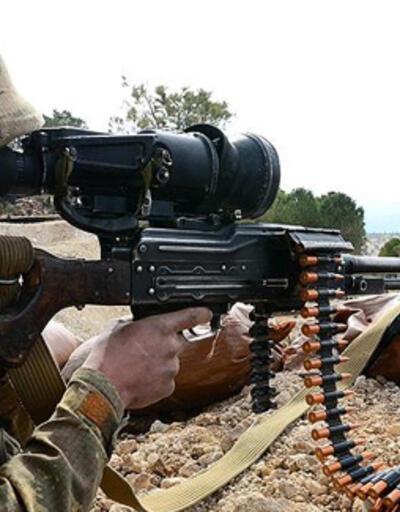 Bitlis'te terör örgütü PKK'ya ağır darbe