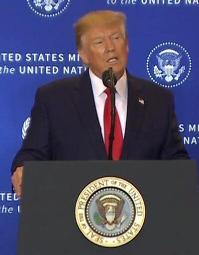 """Trump: """"Bu bir azil değil, darbe girişimi"""""""