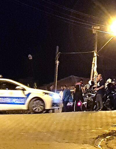 Balıkesir'de silahlı kavga: 1 ölü, 10 yaralı