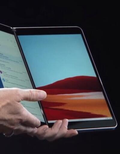 Çift ekranlı tabletini tekrardan gün yüzüne çıkardı