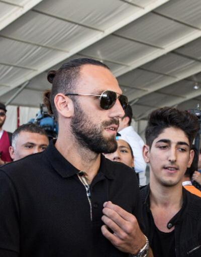 Falcao ve Muriç Etnospor Festivali'nde ok attı