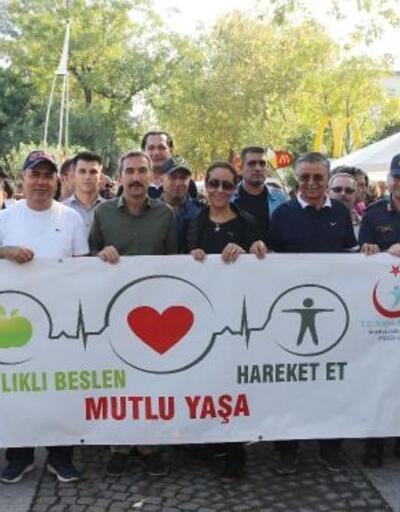 'Sağlık için hareket et'