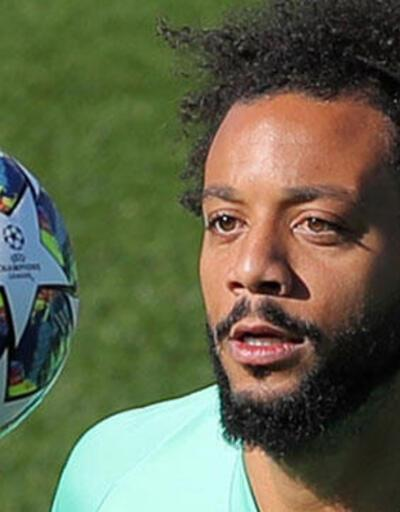 Real Madrid'de Marcelo şoku