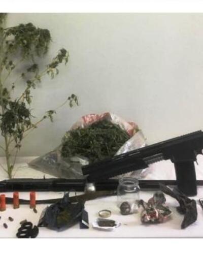 Balıkesir'de uyuşturucu operasyonu: 4 gözaltı