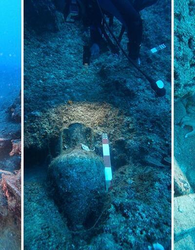Akdeniz'in batık hazineleri