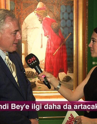 Afiş, İstanbul Pera Müzesi'nde