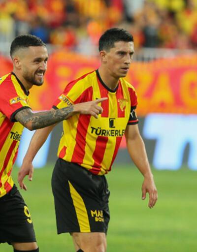 Göztepe - Kayserispor: 4-0