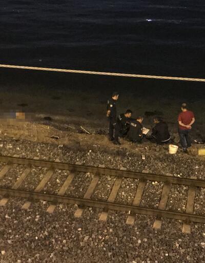 İZBAN treninin çarptığı kişi öldü