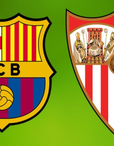 Barcelona Sevilla maçı ne zaman, saat kaçta, hangi kanalda izlenecek?