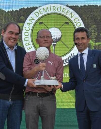 Erdoğan Demirören Golf Turnuvası'nda kazananlar belli oldu