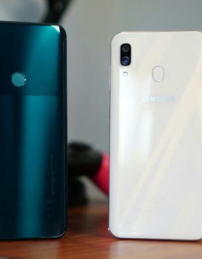 Samsung veya Huawei cep telefonları dolandırılmaya müsait