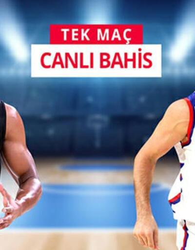 Potada dev kapışma! Beşiktaş-Anadolu Efes maçına canlı oyna!