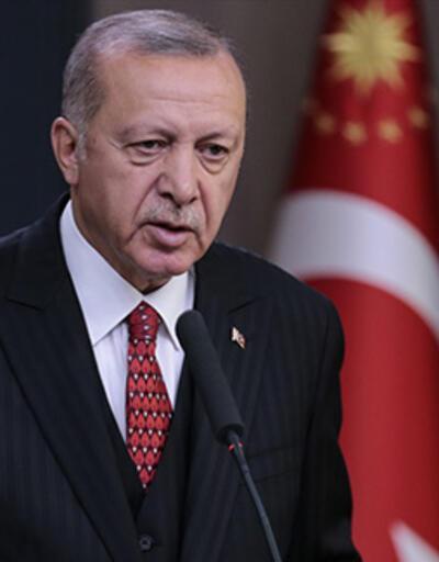 Son dakika... Cumhurbaşkanı Erdoğan: Bölgede çekilme olayı başlamış vaziyette