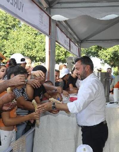 Festivalde Yüreğir Belediyesi standı doldu taştı