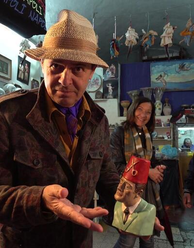 Ayhan Sicimoğlu ile Renkler, Napoli'yi gezdi