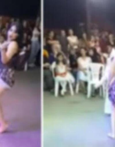 Sünnet düğününde dansöz oynatılmasında 6 kişi serbest