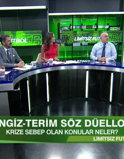 Mustafa Cengiz ve Fatih Terim arasında krize sebep olan konular neler? Falcao neden oynamıyor? Limitsiz Futbol'da konuşuldu