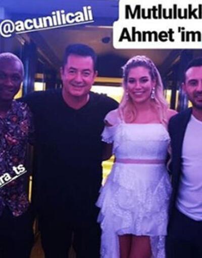 Ahmet Dursun ile Asena Demirbağ evlendi