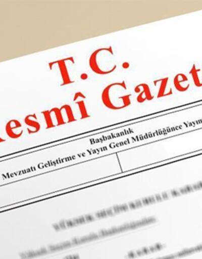 Anayasa Mahkemesi Başkanvekilliği'ne seçme kararı Resmi Gazete'de