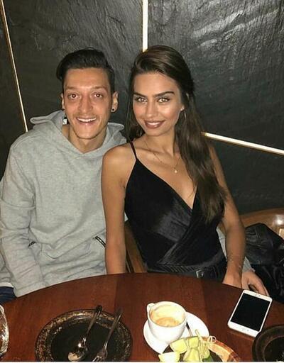 Amine Gülşe: 'Mesut İstanbul'a gelirsen...'