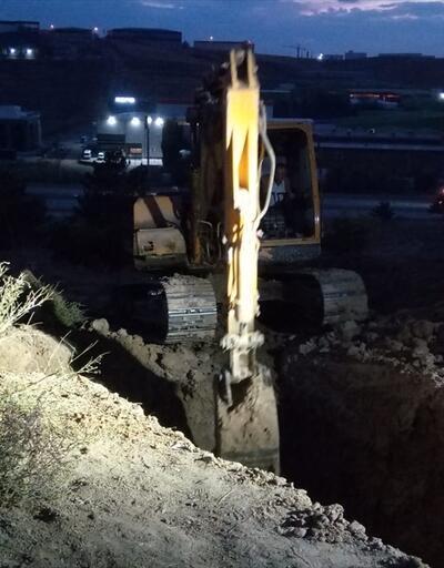 Ankara'da toprak kayması: 1 ölü