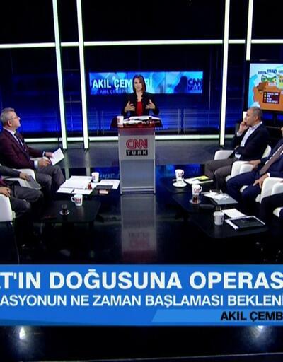 Fırat'ın doğusuna operasyon nereden ve nasıl başlayacak? Türkiye'ye kimler destek veriyor? Akıl Çemberi'nde konuşuldu