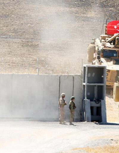 Son dakika... Reuters: Harekat başlamadı, sınırdaki beton bloklar kaldırıldı