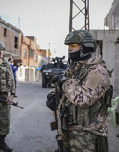 Şanlıurfa'da terör operasyonu: 95 gözaltı