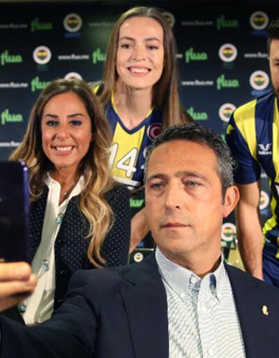 Fenerbahçe'ye voleybolda yeni sponsor