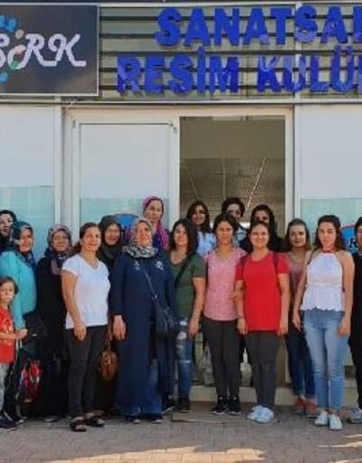 Kepez'in kadınları üretirken kazanacak