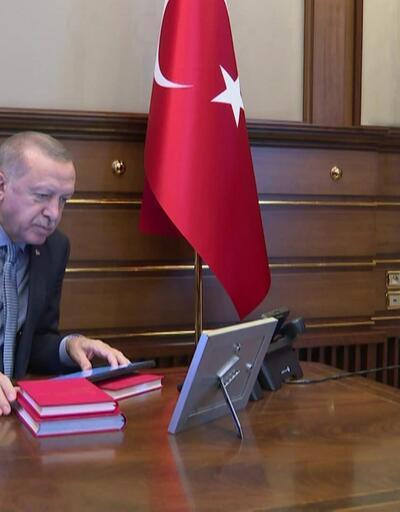 Erdoğan, harekat emrini böyle verdi