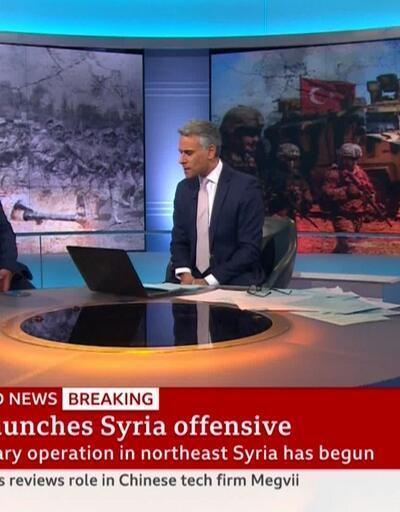 Yabancı basında Barış Pınarı Harekatı