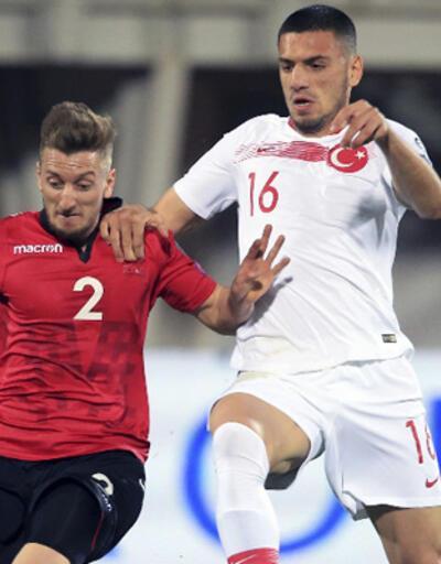 A Milli Takım Arnavutluk'u konuk ediyor