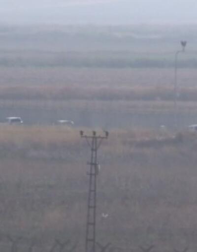 AFAD da Suriye sınırında