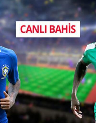 Brezilya-Senegal maçına CANLI OYNA!