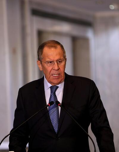 Son dakika... Rusya Dışişleri Bakanı Lavrov: Türkiye'nin sınır güvenliğiyle ilgili endişelerini anlıyoruz