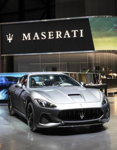 "Maserati de artık ""elektrikli ve otonom"""