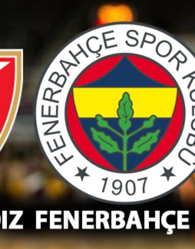 Kızılyıldız Fenerbahçe Beko basketbol maçı ne zaman, saat kaçta, hangi kanalda?