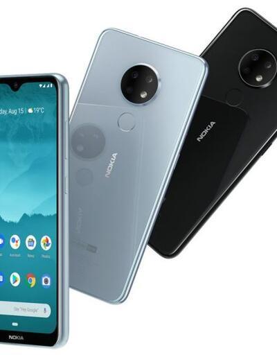 Nokia'nın yeni orta segment telefonu Nokia 6.2 geliyor