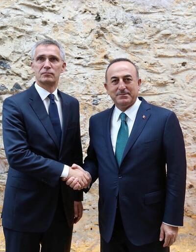 Son dakika... NATO Genel Sekreteri Stoltenberg ve Bakan Çavuşoğlu'ndan önemli açıklamalar